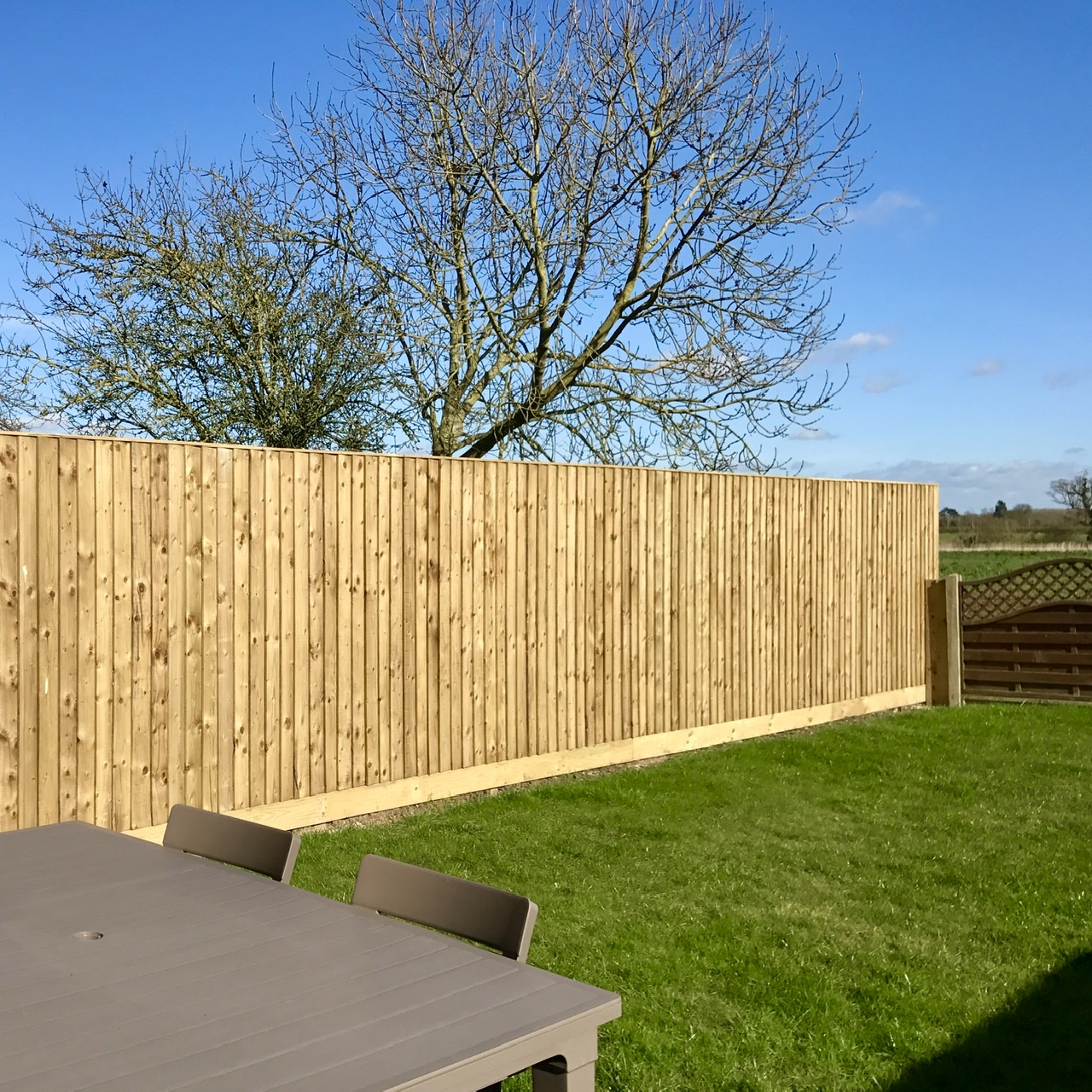 fencing landscaping services lincoln