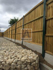 Gabion Wall & Fence