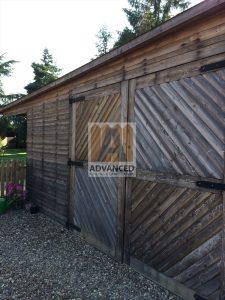 Garage & Summer House