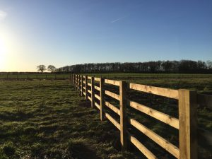 fencing landscaping lincolnshire